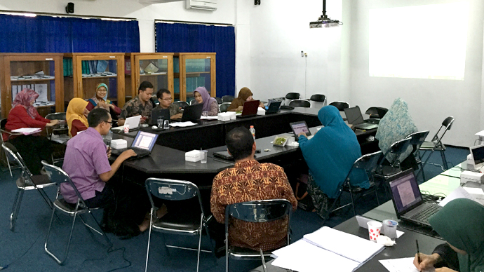 Workshop Pendidikan Profesi Ners