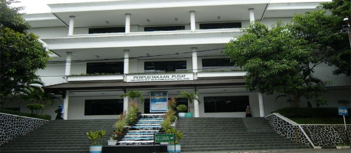 Perpustakaan Pusat